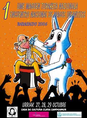 Cartel Magos Infantiles - 01 - Baracaldo 2006