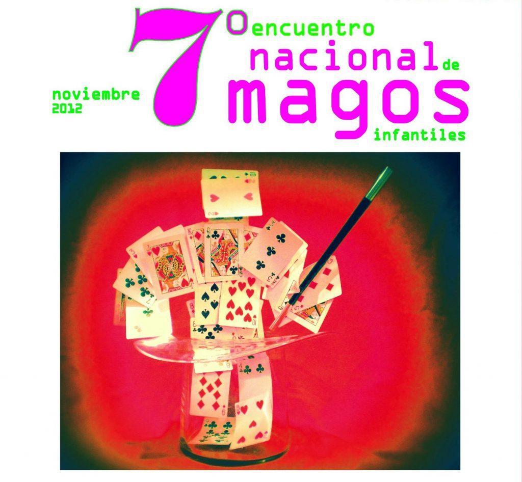 Cartel Magos Infantiles - 07 - Pamplona 2012